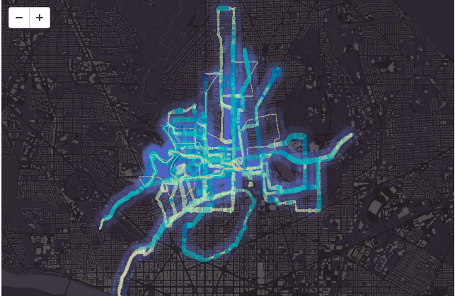 GPS Archives Quantified Self - Gps map data