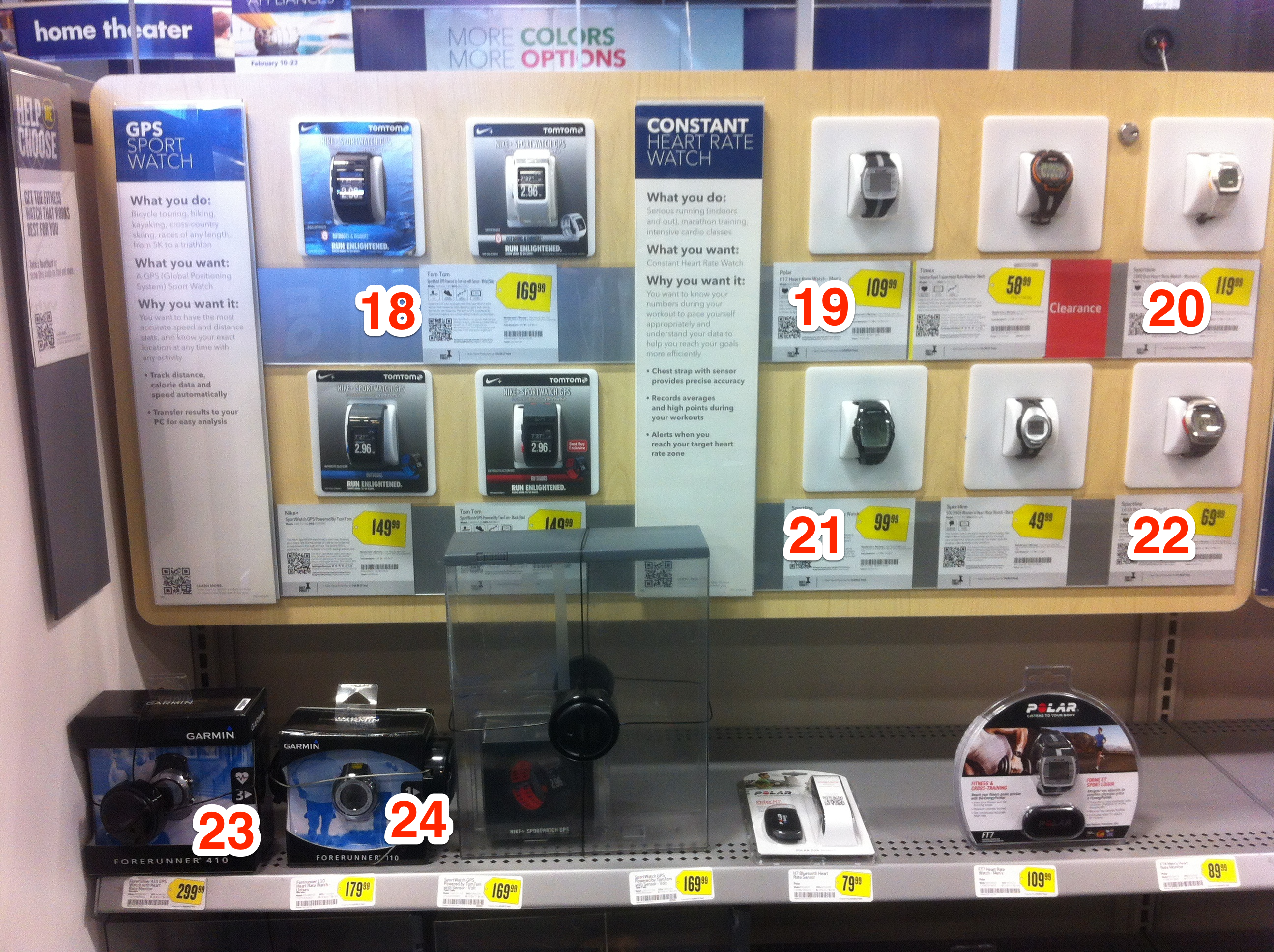 Gps Watches And Heart Rate Monitors