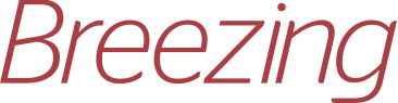 Breezing Logo
