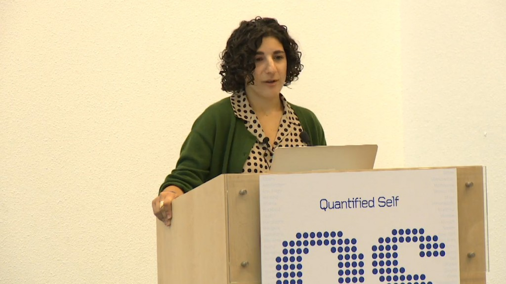 "Dana Greenfield shares her talk ""Leaning into Grief"" at QSEU14"